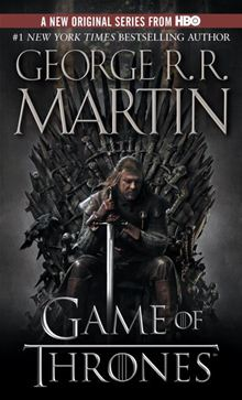 A Game of Thrones: A Song of Ice and Fire, Book One