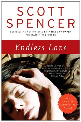 Endless Love By Scott Spencer Source Purchased Published Harper Perennial On 1979