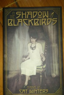 In the Shadow of Blackbirds - Dust Jacket