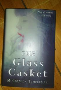 The Glass Casket - Dust Jacket