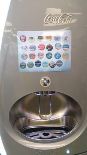 Crazy beverage machine