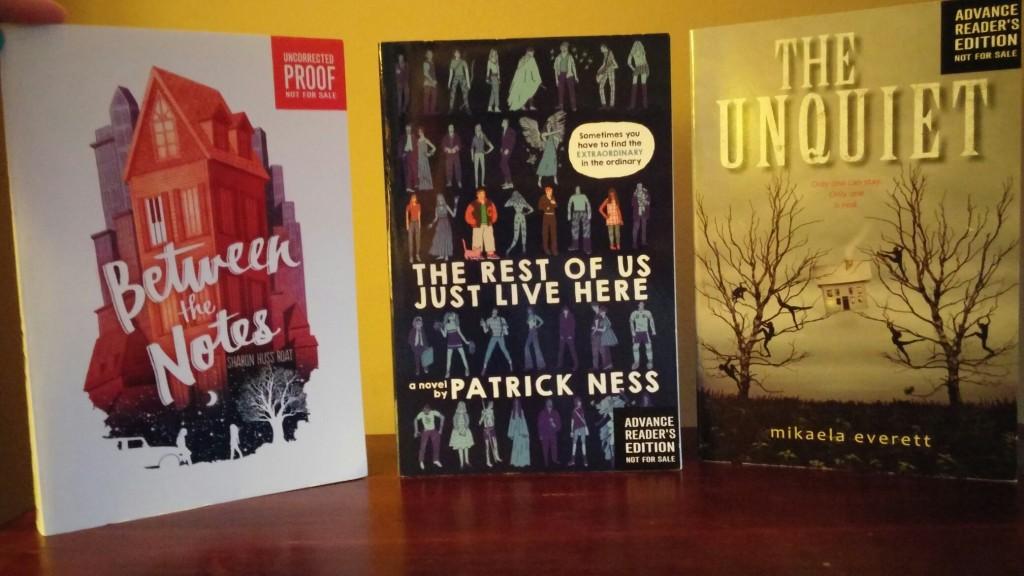 Yay books!