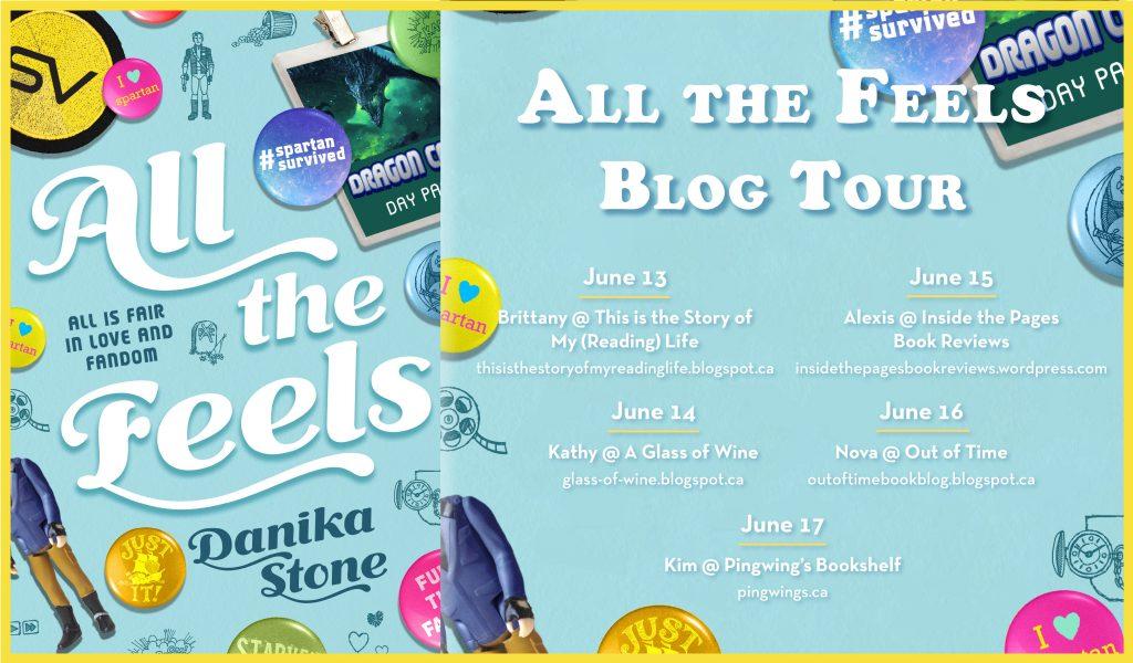 All the Feels Blog Evite
