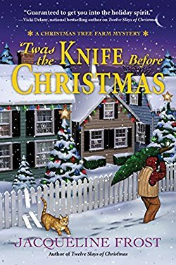Lil Pingwing's Cozy Corner: 'Twas the Knife Before Christmas