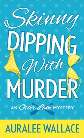 Lil Pingwing's Cozy Corner: Skinny Dipping with Murder
