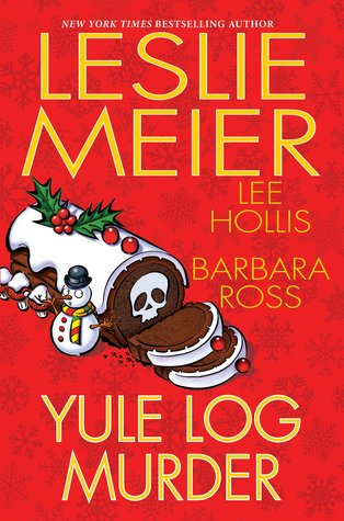 Lil Pingwing's Cozy Corner: Yule Log Murder